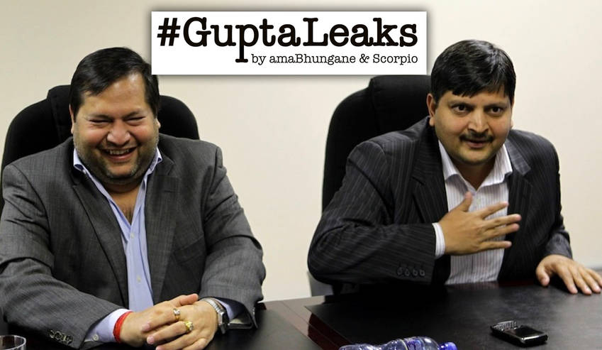 #GuptaLeaks: Oakbay 'doing the right thing even when no-one's watching'