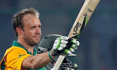 AB 'excited' to lead T20 side