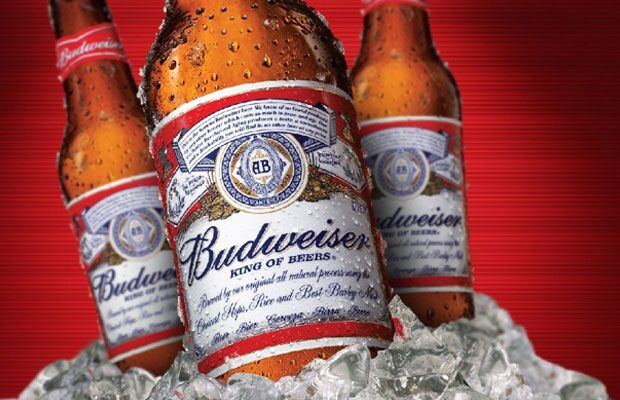 AB InBev cracks a Bud ahead of kick off