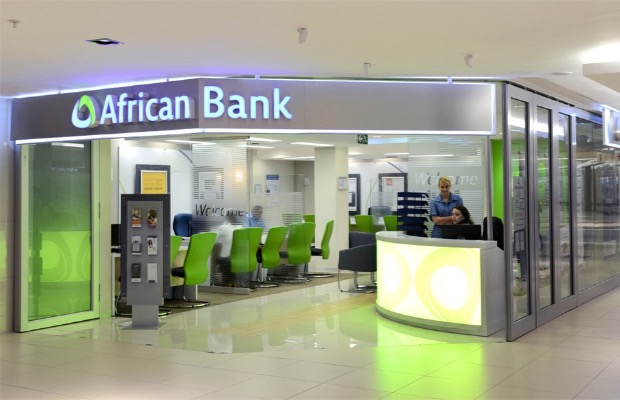 African Bank back in the black