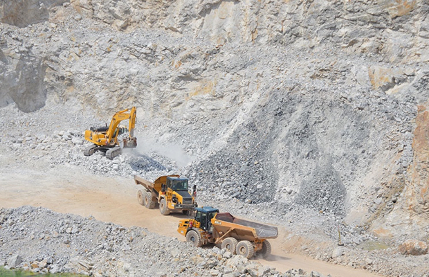 Afrimat gets boost from iron ore production