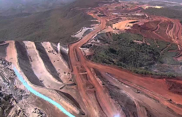 Anglo suspends Minas-Rio due to second leak