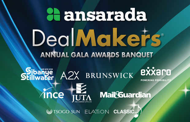 Ansarada DealMakers Annual Awards shortlists