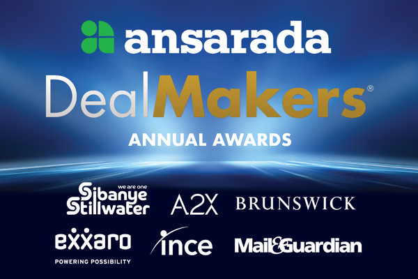 Ansarada DealMakers Annual Awards shortlists and past winners