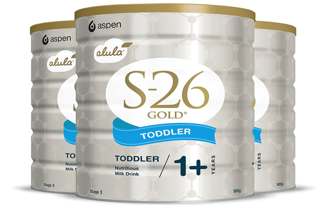 Aspen may cash in on baby formula