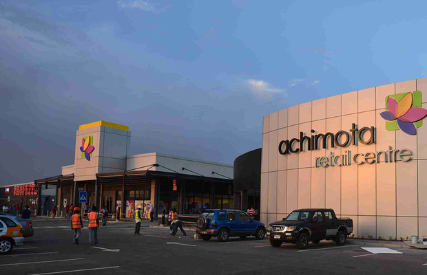 Attacq, Hyprop sell Ghana mall