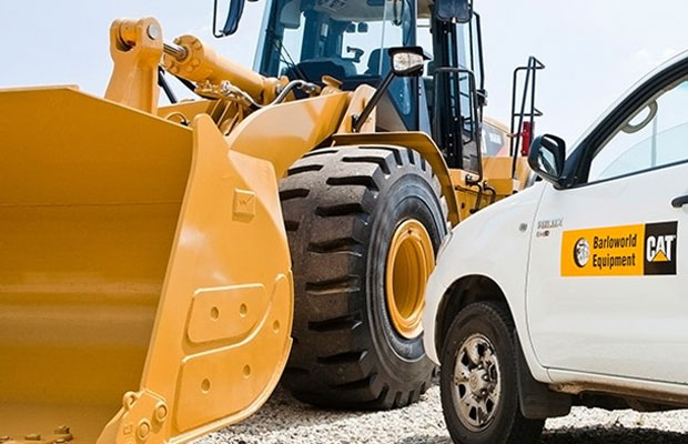 Barloworld buoyed by Caterpillar demand