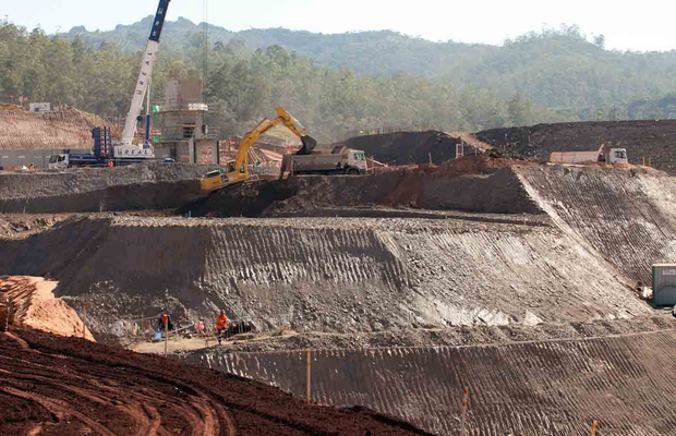 BHP joint venture files for bankruptcy protection