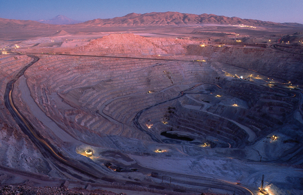 BHP reports record iron ore production