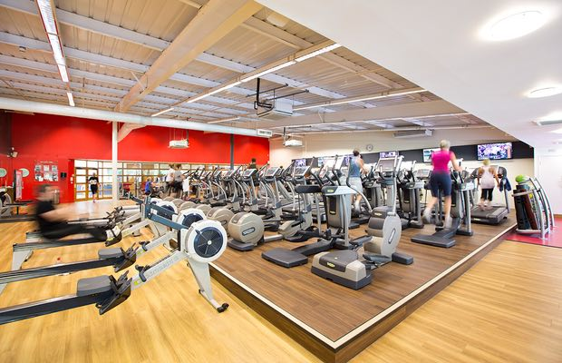 Brait's gyms are starting to pump