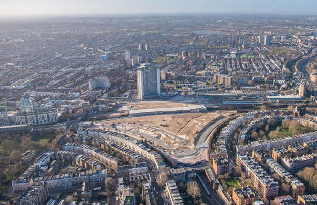 Capco still deciding on Earls Court property