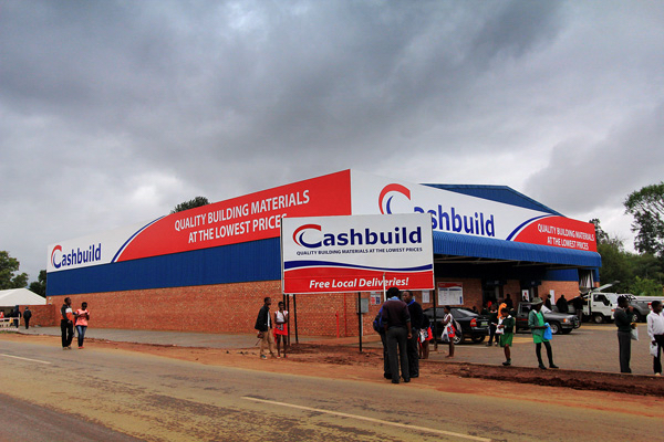 Cashbuild reports slowing growth as weak economy deters builders