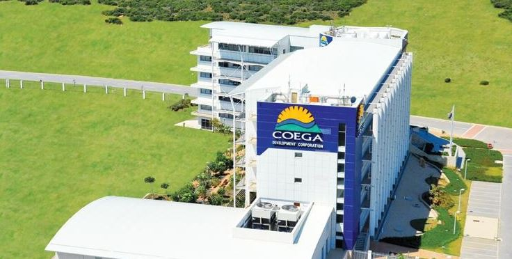 Coega bucks the trend
