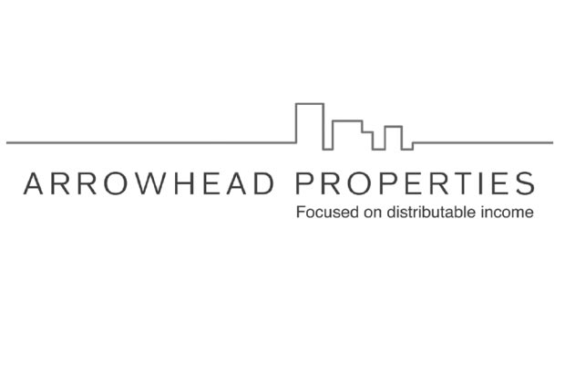 CORPORATE ANNOUNCEMENT BY: ARROWHEAD PROPERTIES LIMITED