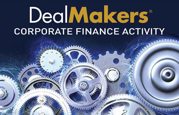 Corporate finance activity of the week