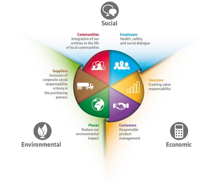 Corporate sustainability: strategy, resilience and competitiveness