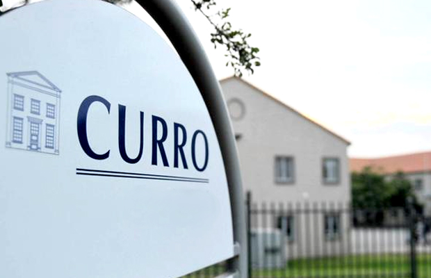 Curro marked down on trading statement