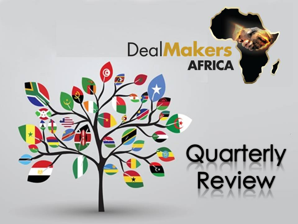 DealMakers AFRICA M&A Analysis Q1-Q3 2019 (excluding South Africa)