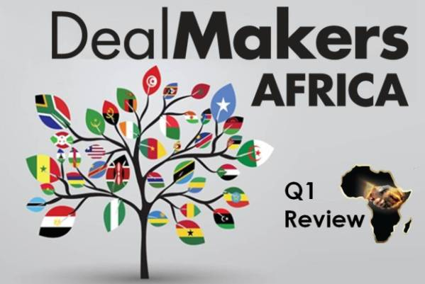 DealMakers Africa M&A Regional Analysis Q1 2019