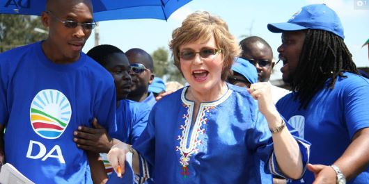 Disciplining Zille: Helen Zille apologizes, keeps premiership