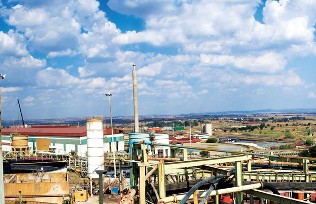 DRDGOLD gets the benefit of West Rand tailings