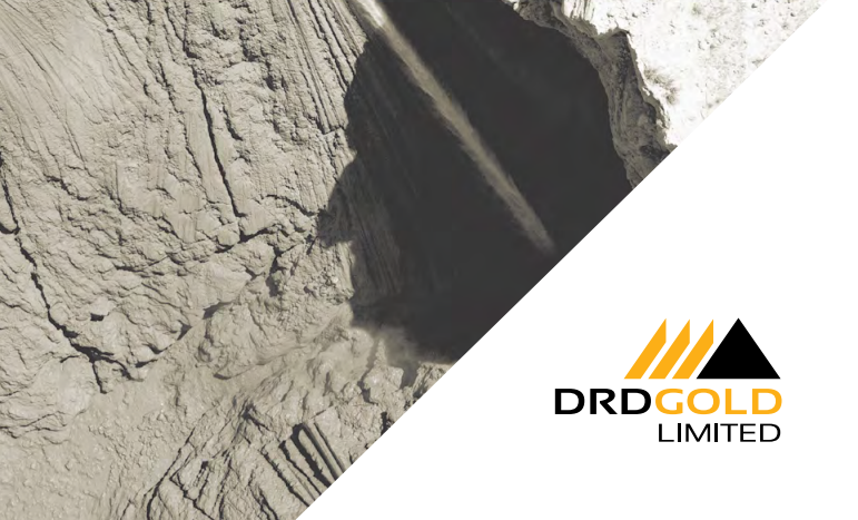 DRDGOLD's earnings have doubled