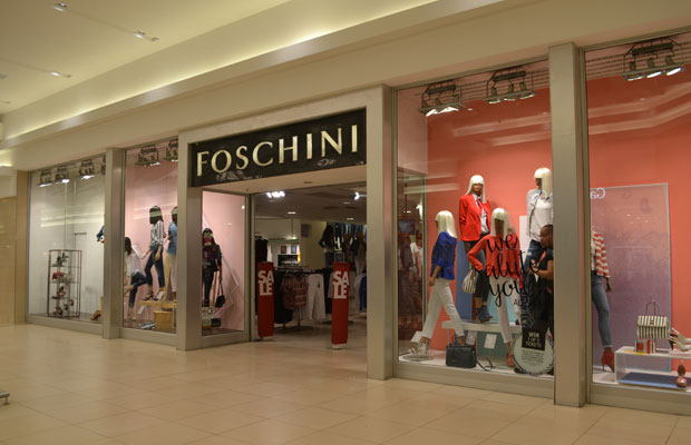 Foschini cushioned by local sales
