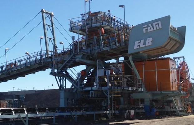 Gamsberg project weighs on ELB Group