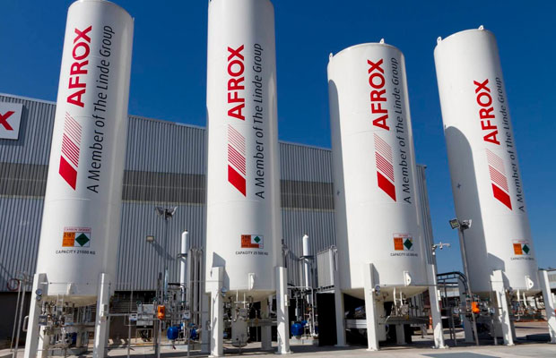 Gassed up Afrox lifts interim dividend by 21%