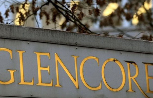 Glencore supported by marketing business