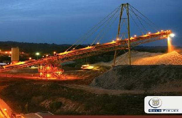 Gold Fields buoyed by higher gold price