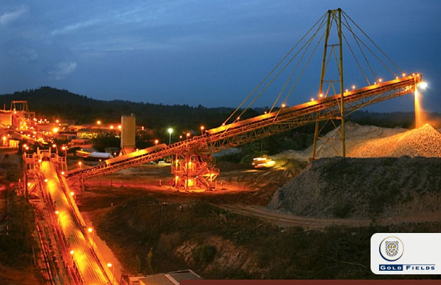 Gold Fields on track for 2-million ounce milestone