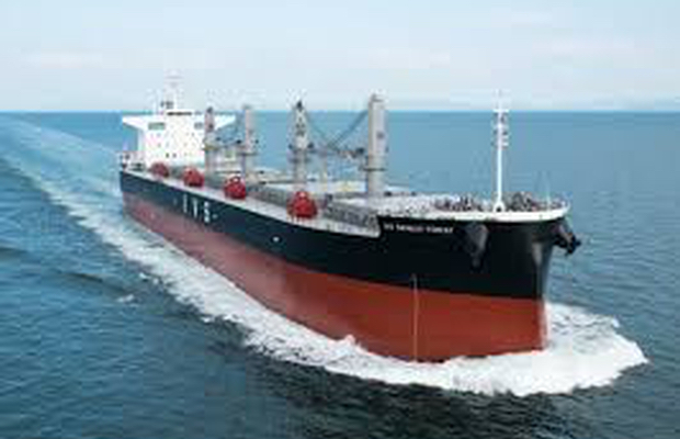 Grindrod Shipping says ahoy to IVS Okudogo