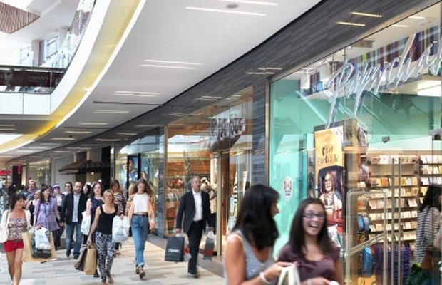 Hammerson hit by retail downturn