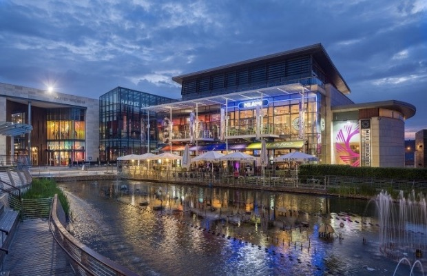 Hammersons and Intu to form European retail property giant