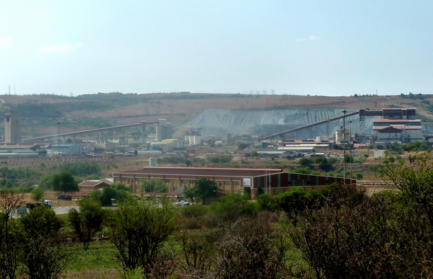 Harmony gets green light for AngloGold mines