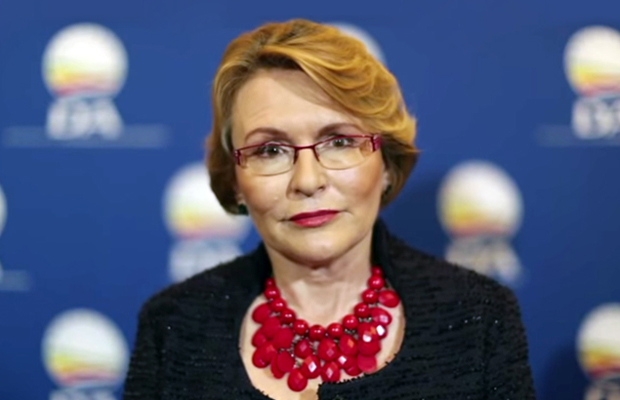 Helen Zille: From the Inside: From hot water to thin ice on the Day Zero trajectory
