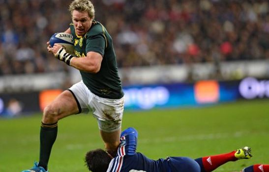 How the Springboks fared as they whitewash France