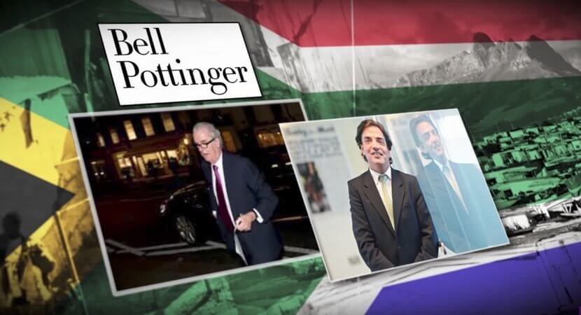 How the world sees SA: BBC exposes Bell Pottinger's dirty Zupta game