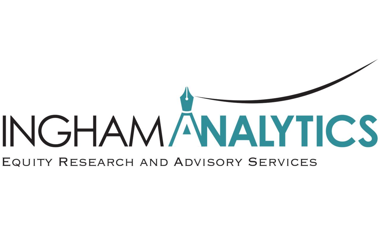 "Ingham Analytics issues an Equity Insight entitled ""The volatility of low volatility"""