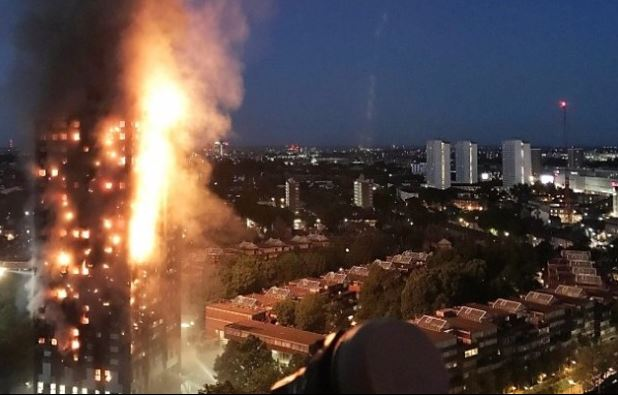 London fire: Twelve dead in Grenfell Tower blaze