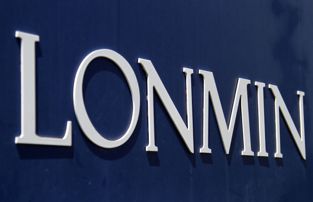 Lonmin back in the black ahead of takeover
