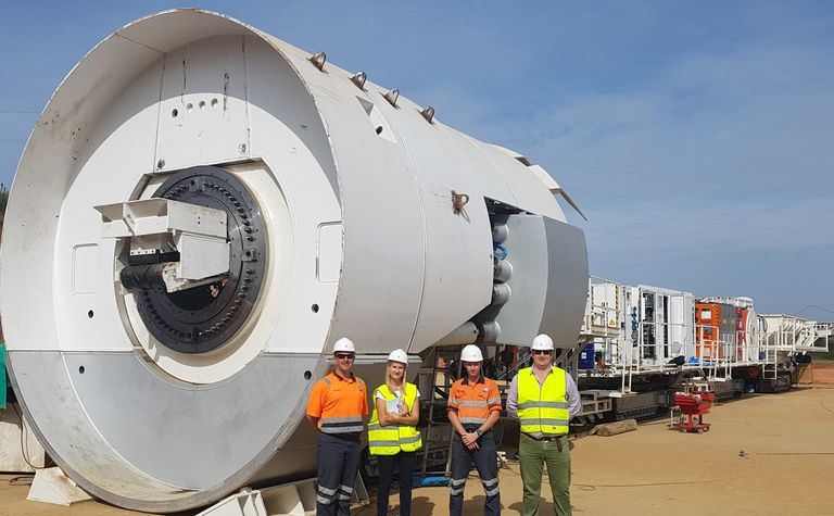 Master Drilling impacted by Covid-19 lockdowns
