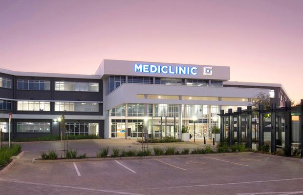 Mediclinic benefits from unseasonably high inpatient activity