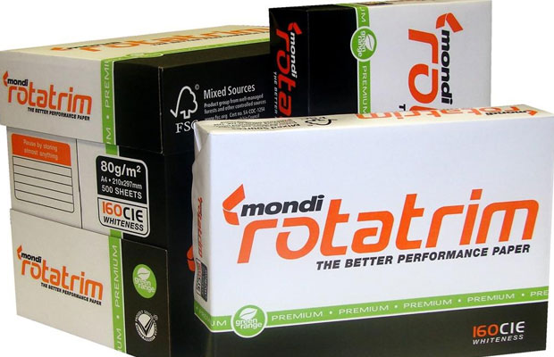 Mondi bogged down by soggy paper prices
