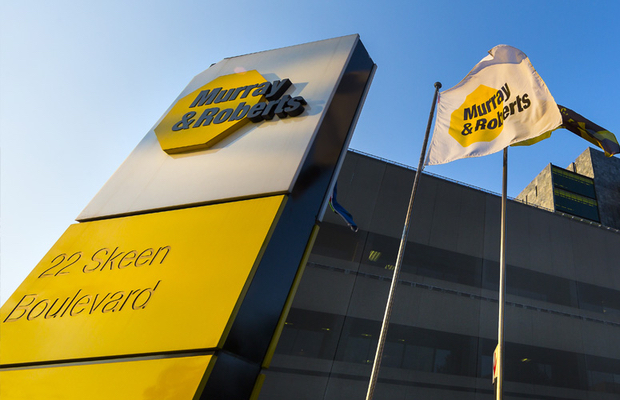 Murray and Roberts on track with strategy