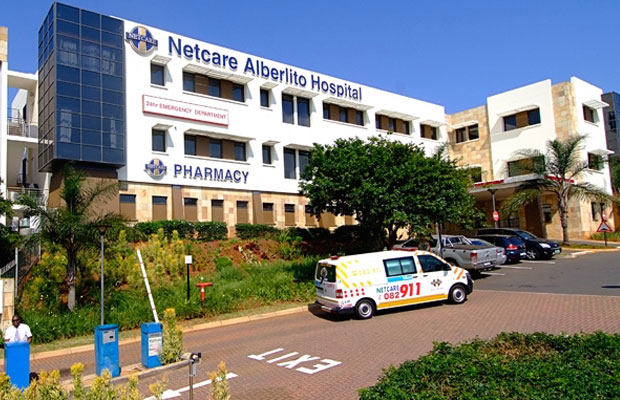 Netcare falls on ailing economy