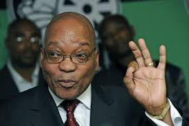 New charter won't bring down mining sector - Zuma