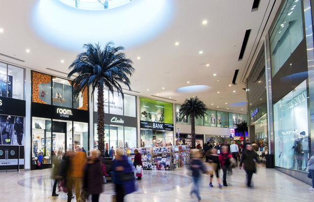 New Frontier sells mall to reduce debt