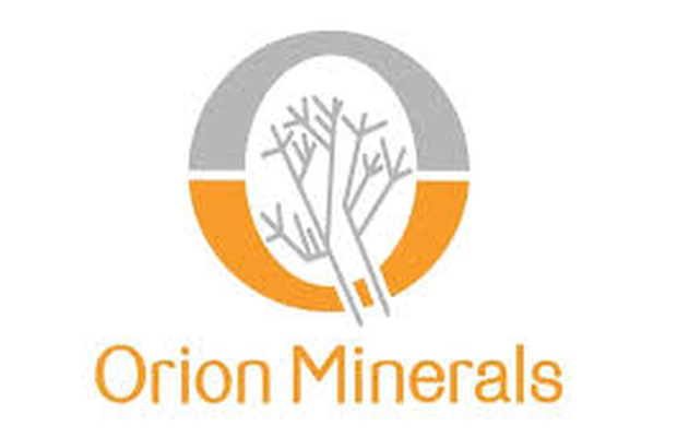 Orion encouraged by Okiep results